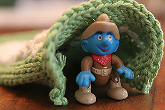 I Wish I Could Smurf You