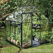 Halls Qube Greenhouse | 40% Extra Off Accessories | Greenhouse Stores