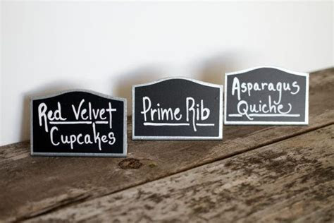 5 Metal Wedding Chalkboard Sign Blank Ready to Personalize