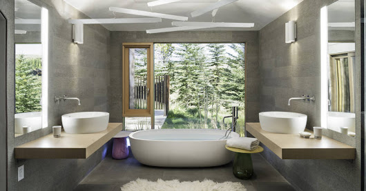 The Versatile Volcanic Rock That's Showing Up in Home Décor - WSJ