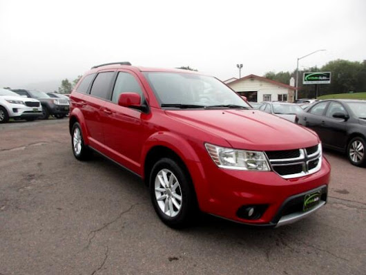 Used 2016 Dodge Journey SXT AWD for Sale in Accident  MD 21520 Art Butler Auto Sales