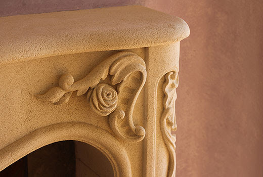 #1 Limestone Company | Fireplaces | Marble Fireplaces