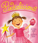 Pinkalicious Book - Click to obtain the printable