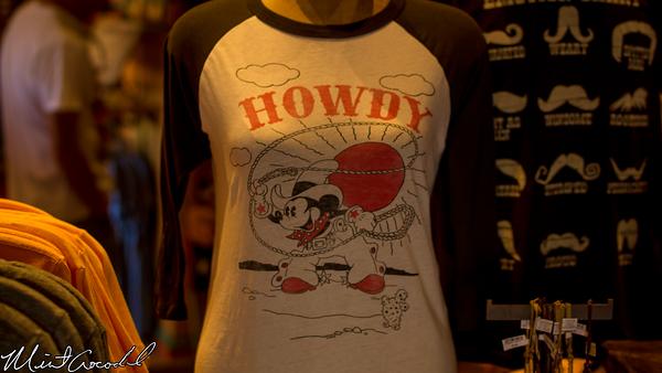 Disneyland Resort, Disneyland, Frontierland, Howdy, Mickey Mouse, Shirt
