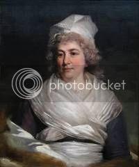 daughter of Benjamin Franklin
