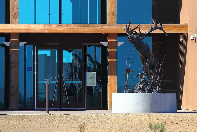 IMG_3803 San Luis NWR Visitor Center: LEED Platinum