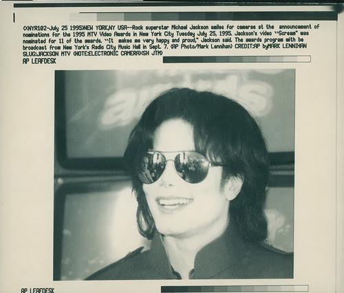Jackson Michael Jul 25 1995