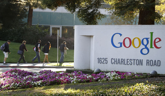 Google's diversity record shows women and minorities left behind