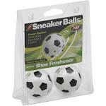 Sneaker Balls Shoe Freshener, Soccer - 2 count