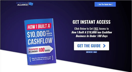 How I Built a $10,000/mo Cashflow Business in Under 100 Days