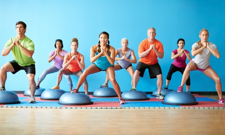 4, 8, or 12 Fitness Classes at Joy of Fitness (Up to 59% Off)