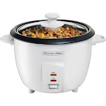Proctor Silex - 10-Cup Rice cooker - White