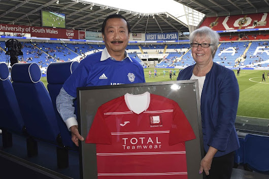 Cardiff City FC and USW Join Forces to Develop the Next Generation of Football Experts in China