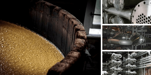 Worts Coolers for Whisky Production | SACOME