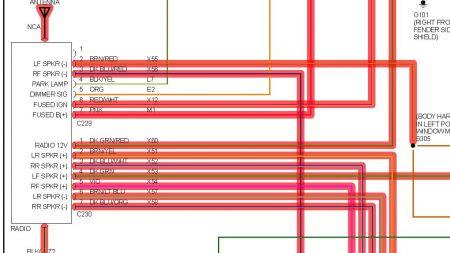 1995 dodge dakota radio wiring diagram 26 2008 dodge ram stereo wiring diagram wiring diagram list  26 2008 dodge ram stereo wiring diagram