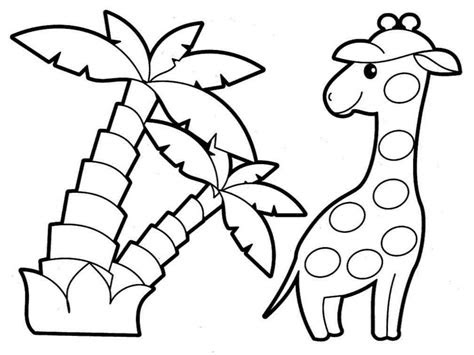 coloring pages coloring  kids  printable animal