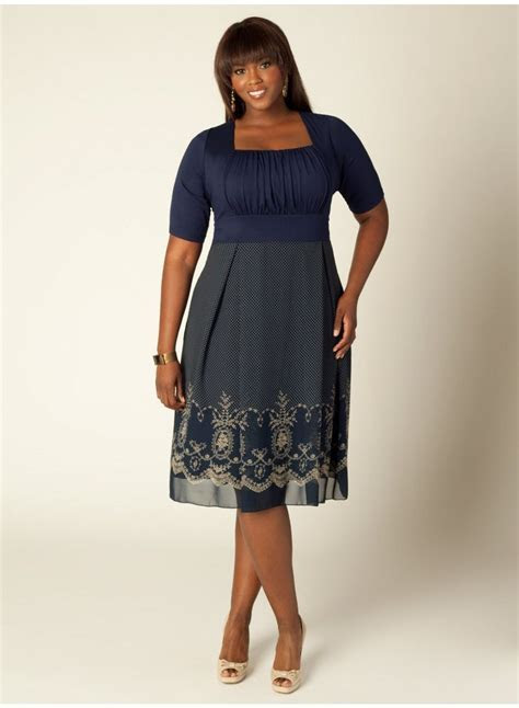 20 Elegant Plus Size Dresses to Wear to A Wedding with