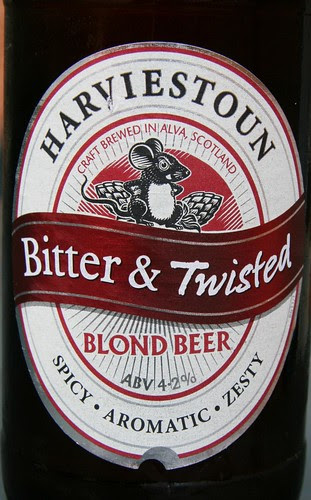 harviestoun bitter & twisted