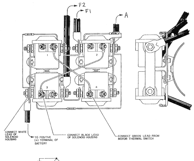 Warn Utv Winch Wiring Diagram