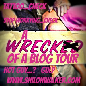 A Wreck of A Blog Tour