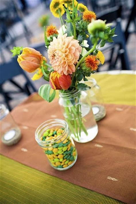 DIY Wedding with Indian Inspired Elements