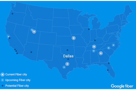 Google Fiber to add urban coverage and wireless with Webpass acquisition