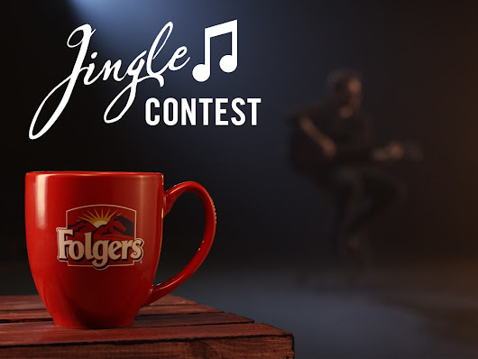 Folgers Jingle Contest – Enter for a Chance to WIN $25,000!