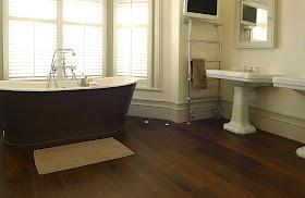 Beautiful 10 Modern Bathroom Wood Floor Background