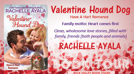 Valentine Hound Dog by Rachelle Ayala (Have a Hart Sweet Romances #2) -