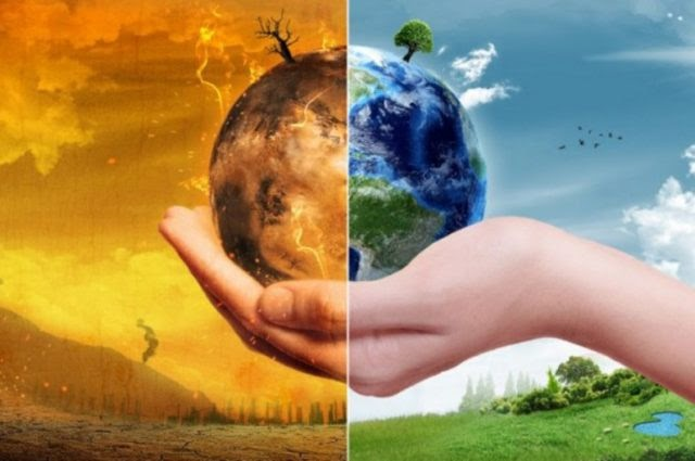 Το πλουσιότερο 1% στον κόσμο τροφοδοτεί την κλιματική κρίση...