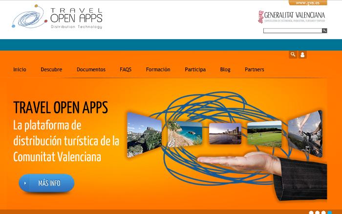 La plataforma 'Travel Open Apps' registra más de 43.000 reservas turísticas y genera 23,5 millones de euros en 2014