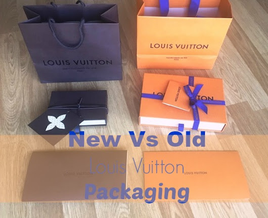 Louis Vuitton New Packaging : Yay or Nay ?