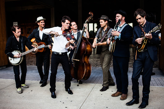 Music Monday: Wagon Wheel by Old Crow Medicine Show