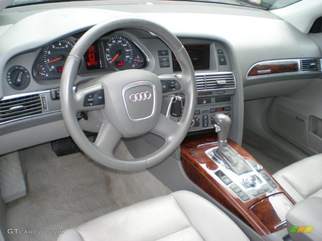 2005 Audi A6 32 Quattro Interior