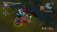 The Witch and The Hundred Knight screenshots 02 small downloadable games for PS3 The Witch and the Hundred Knight