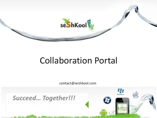 seShkool  - Collaboration portal