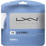 Luxilon Big Banger Alu Power 16L Blue String