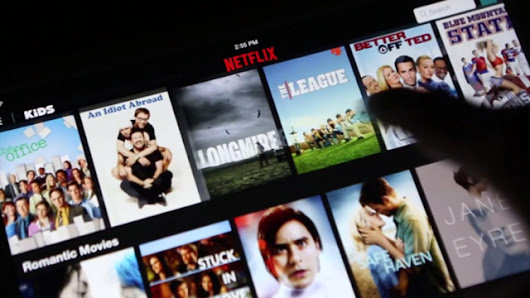 Netflix Launches Offline Viewing