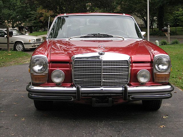 1973 Mercedes 280CE Coupe For Sale Gaithersburg, Maryland