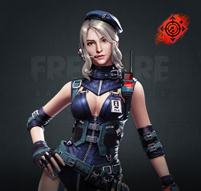 Garena Free Fire Character