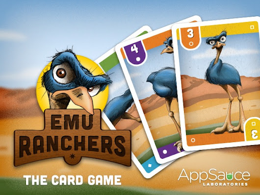 Emu Ranchers - The Card Game
