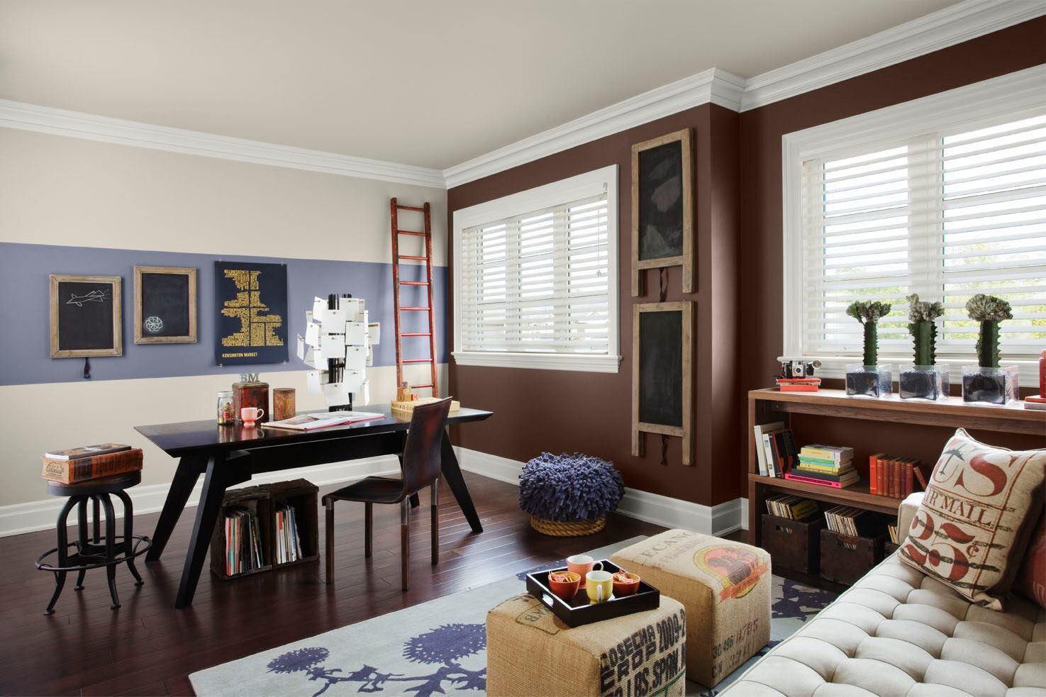 Color Trends 2012 - Paint Color Trends for 2012 by Benjamin Moore