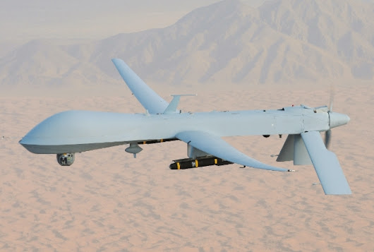 Controversial Google Project Maven Pentagon AI Drone Defense Contract Could Net A Whopping $250M