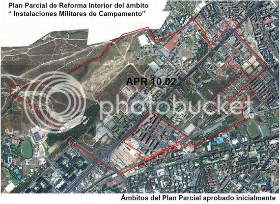 El choque entre el Plan Distrito Norte de Alcorcón y la Operación Campamento