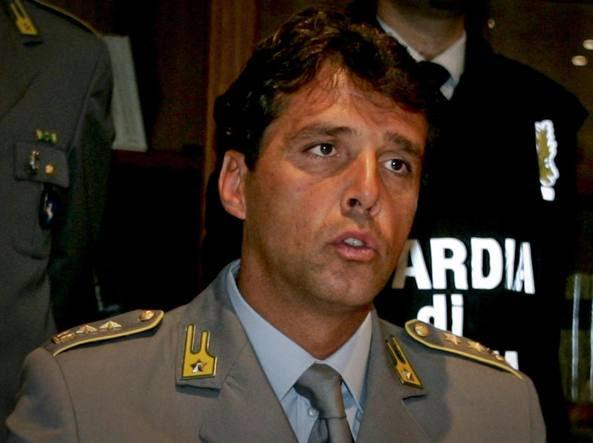 Il colonnello Mendella in una foto d'archivio (Ansa)