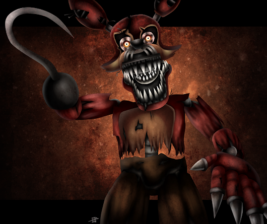 Image: Nightmare Foxy by Nabehon on DeviantArt | Foxy | Pinterest | Art ...