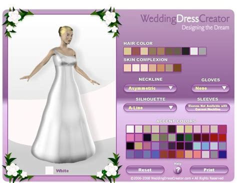 Design Your Own Wedding Dress 2019