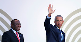 Obama Speech in South Africa Warns Against Rise of 'Strongman Politics'