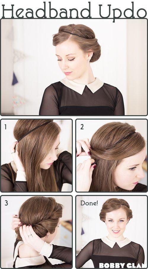 Headband style