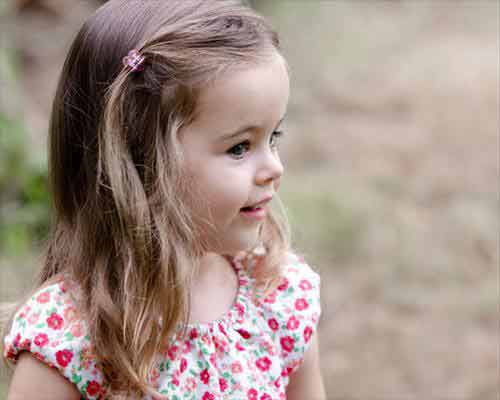 Haircut For Kids Girl 2019 Fashion Dress In The Present